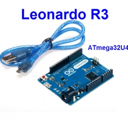 Leonardo R3 ATmega32U4 Development Board With USB Cable For Arduino