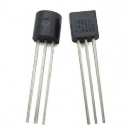 DS18B20 (TO-92) temperature sensor