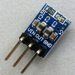 3.3V (AMS1117-3.3) power supply module LDO 800mA