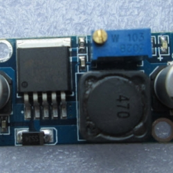 LM2596S DC-DC step-down power module BUCK 3A adjustable step-down module