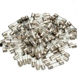 ฟิวส์หลอดแก้ว 5x20 mm 0.5A ถึง 10A GLASS fuses 5X20mm