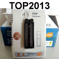 TOP2013 USB Universal Programmer BIOS EPROM Flash MCU/MPU PIC STC AT SST 93/24C/25/