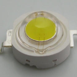LED 1w High Power White (สีขาว) ( 6000-6500K )