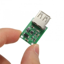 600mA 0.9V-5V to 5V DC-DC Converter Step Up Boost Module with USB