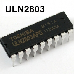 ULN2803 ULN2803A Darlington Transistor Arrays 8CH