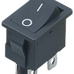KCD1-104 (ON-OFF) ROCKER SWITCHES (21mm)