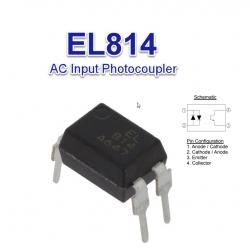 EL814 PC814 (DIP4) AC Input Photocoupler