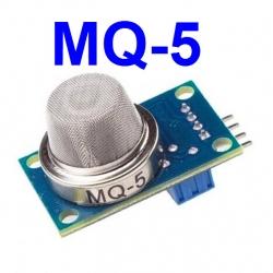MQ-5 MQ5 ( LPG, Natural Gas, Town Gas ) Sensor Gas