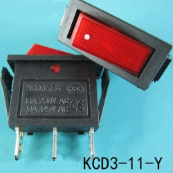 KCD3-B2-101/N NO-OFF ( ROCKER SWITCHES) (2000W)