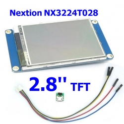 Nextion NX3224T028 - Generic 2.8'' TFT Intelligent LCD Touch Display