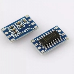 Serial Port Mini RS232 to TTL Level Converter Module Board MAX3232