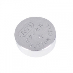 ถ่านกระดุม AG3 ,LR41 192 V3GA LR41 (1.5V) Alkaline Button Cell