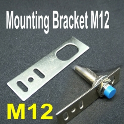 Mounting Bracket Support Unit for M12 Proximity Sensors I-Type