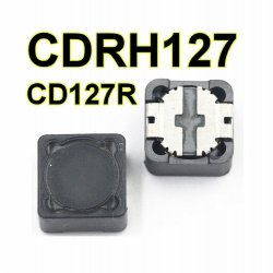 CDRH127 CD127 SMD Power Inductor 12*12*8mm 4.7/10/15/22/33/47/68/100UH