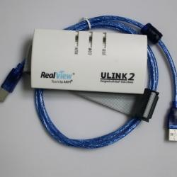 ULINK2 USB JTAG Emulator support MDK4.54 ARM7 Cortex Keil Debug Adapter AK mode