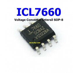 ICL7660 charge pump SOIC8 SOP8