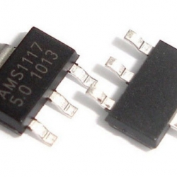 AMS1117 2.5V (SOT-223) 1A Low-Dropout Linear Regulator