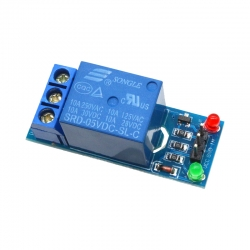 1 Channel 5V Relay Module (High Level Trigger) Shield For PIC AVR DSP ARM MCU Arduino