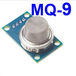 MQ-9 (Carbon Monoxide, Coal Gas, Liquefied Gas) Sensor Gas
