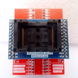 SDP-UNIV-48TS (12x20 mm) TSOP48