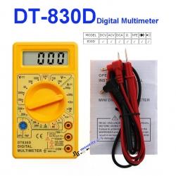 DT-830D DT830D ดิจิตอล มัลติมิเตอร์