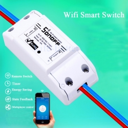 Sonoff Smart Home Remote Control Wifi Switch Smart Home Automation/ Intelligent WiFi Center for iOS Android APP 10A/2200W