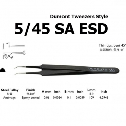 Dumont / Ideal-Tek Tweezers