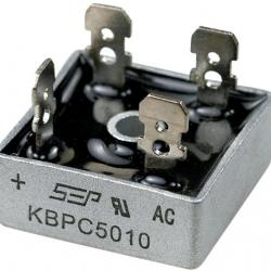 KBPC5010 ไดโอดบริดจ์ 50A 1000V (Diode Bridge)