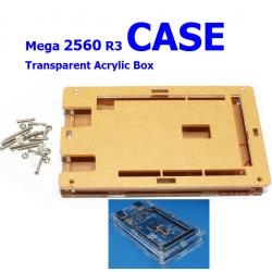 Transparent Case MEGA 2560 Acrylic Box for arduino Compatible with MEGA 2560