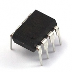 DS1307 (DIP8) 64 x 8, Serial, I²C Real-Time Clock(RTC)