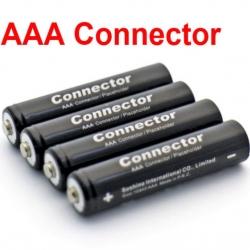 1 pcs Soshine Connector size AAA /10440