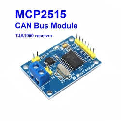 MCP2515 CAN Bus Module TJA1050 receiver SPI For PIC ARM AVR Arduino