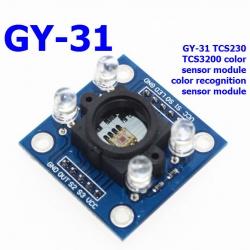 GY-31 TCS230 TCS3200 color sensor module color recognition sensor module