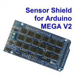 Sensor Shield for Arduino MEGA V2