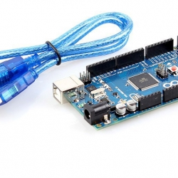 Arduino MEGA 2560 R3 with USB Cable (พร้อมสาย USB-B)