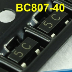 BC807-40L ( 5C ) 45 V, 500 mA PNP general-purpose transistors