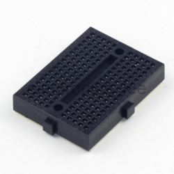 SYB-170 breadboard BLACK mini small bread plate (170 hole)