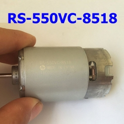 Mabuchi RS-550VC-8518 high-speed DC motor is Bosch Dave Makita Wickers