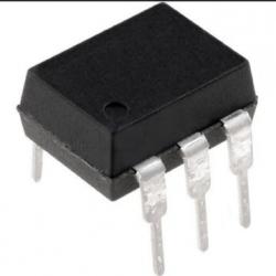 MOC3063 (DIP6) Zero-cross optoisolators triac driver output