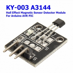 KY-003 A3144 Hall Effect Magnetic Sensor Detector Module For Arduino PIC