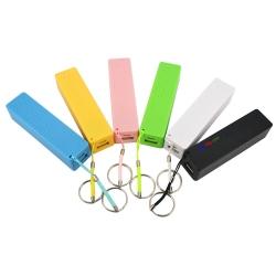 Case PowerBank คละสี + วงจร(PCB) สำหรับถ่านขนาด 18650