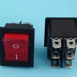 KCD7-2212N ON-ON ( ROCKER SWITCHES)