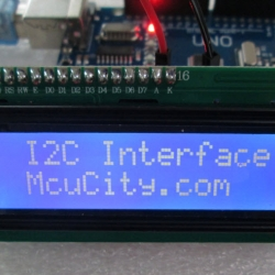 I2C LCD1602 16x2 Serial LCD Module Display for Arduino (BLUE)