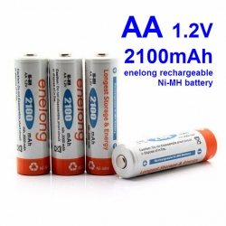 AA 1.2V 2100mAh For (BPI)enelong rechargeable Ni-MH battery