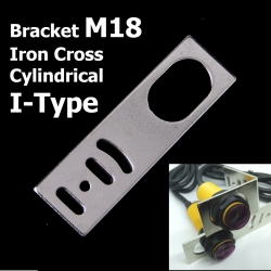 Bracket M18 Iron Cross Cylindrical I-Type