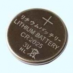 CR2025 3V Lithium Button Coin Battery for watches, toys,calculator etc สำเนา