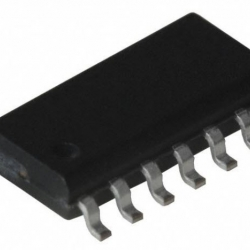 SN74HC125 (SOIC14) Quadruple Bus Buffer Gates With 3-State Outputs