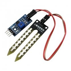 เซนเซอร์วัดความชื้นในดิน Soil Hygrometer Humidity Detection Module Moisture Water Sensor for Arduino