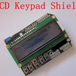 LCD Keypad Shield ARDUINO