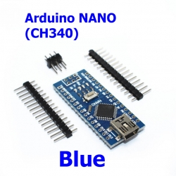 Nano 3.0 Controller Board Compatible with Arduino Nano CH340 USB Driver -NO- mini USB cable